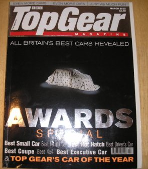 Image for Top Gear  Magazine: issue 102-March 2002