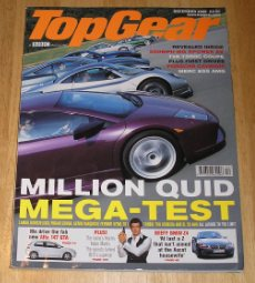 Image for Top Gear  Magazine: issue 111-December 2002
