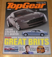 Image for Top Gear  Magazine: issue 113-February 2003