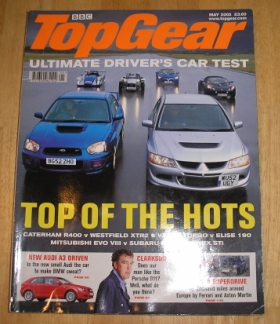 Image for Top Gear  Magazine: issue 116-May 2003