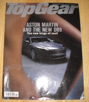 Image for Top Gear  Magazine: issue 121-October 2003
