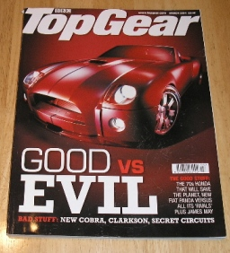 Image for Top Gear  Magazine: issue 126-March 2004