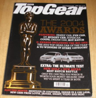 Image for Top Gear  Magazine: issue 127-April 2004