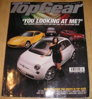 Image for Top Gear  Magazine: issue 128-May 2004