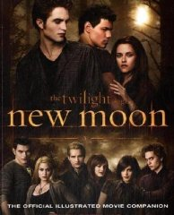 Image for New Moon: The Official Illustrated Movie Companion (Twilight)
