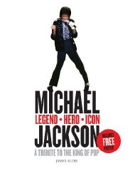 Image for Michael Jackson - Legend, Hero, Icon: A Tribute to the King of Pop