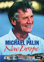 Image for New Europe. Michael Palin