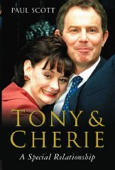 Image for Tony and Cherie: A Special Relationship