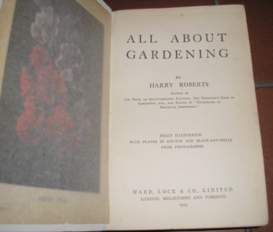 Image for All about Gardening ... Fully illustrated with plates, etc [Illustrated]