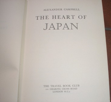 Image for The Heart Of Japan