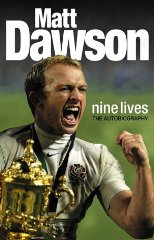 Image for Matt Dawson - Nine Lives: The Autobiography