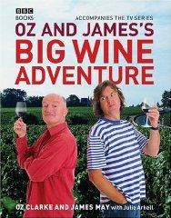 Image for Oz and James's Big Wine Adventure