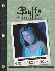 Image for Buffy the Vampire Slayer: The Script Book, Season Two, Volume 2