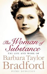 Image for The Woman of Substance: The Life and Works of Barbara Taylor Bradford