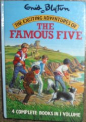 Image for Exciting Adventures of the Famous Five