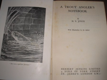 Image for A Trout Angler's Notebook