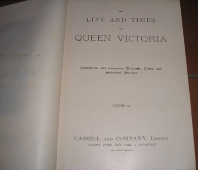 Image for The Life And Times Of Queen Victoria
