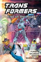 Image for Transformers, Vol. 14: End of the Road
