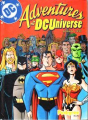 Image for Adventures in the DC Universe Annual 1999