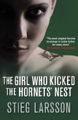 Image for The Girl Who Kicked the Hornets' Nest