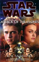 Image for Star Wars Episode II: Attack of the Clones (Star wars - episode II)