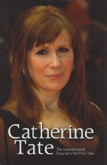 Image for Catherine Tate The unauthorised biography
