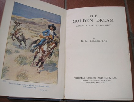 Image for The Golden Dream