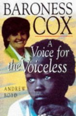 Image for Baroness Cox: A Voice for the Voiceless