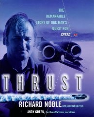 Image for Thrust: The Remarkable Story of One Man's Quest for Speed(Signed)