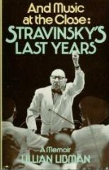 Image for And Music at the Close: Stravinsky's Last Years