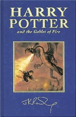 Image for Harry Potter and the Goblet of Fire (Book 4): Special Edition