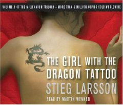 Image for The Girl with the Dragon Tattoo (Abridged Version) [Audiobook] [Audio CD]
