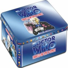 Image for Doctor Who: Travels in Time and Space (Dr Who) [Audiobook] [Audio CD]