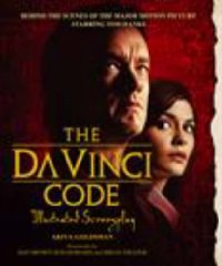 Image for The Da Vinci Code : The Illustrated Screenplay (Waterstone's exclusive numbered hardback edition)