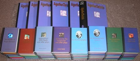 Image for Agatha Christie Collection- Full set of 85 Hardbacks plus Magazines