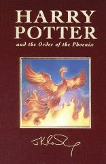 Image for Harry Potter and the Order of the Phoenix (Book 5): Special Edition