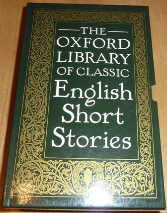 Image for The Oxford Library of Classic English Short Stories: Volume One - 1900-1956, and Volume Two - 1956-1975