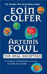 Image for The Opal Deception (Artemis Fowl)