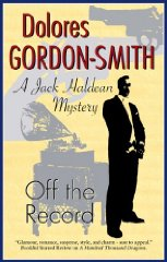 Image for Off the Record (Jack Haldean Mysteries)