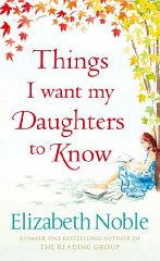 Image for Things I Want My Daughters to Know
