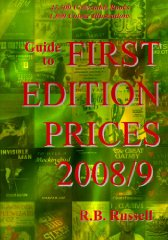 Image for Guide to First Edition Prices 2008/9