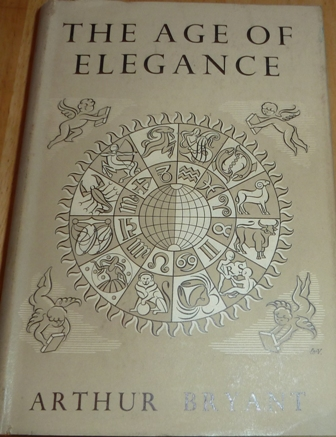 Image for The Age of Elegance 1812 - 1822