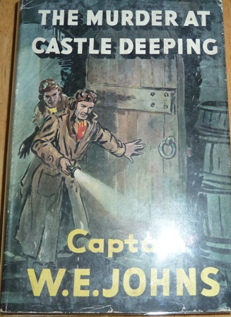 Image for The Murder at Castle Deeping
