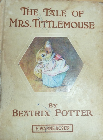 Image for The Tale of Mrs. Tittlemouse
