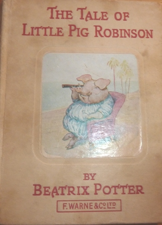 Image for The Tale of Little Pig Robinson