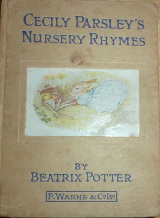 Image for Cecily Parsleys Nursery Rhymes
