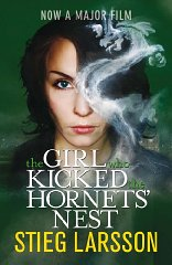 Image for The Girl Who Kicked the Hornets' Nest (Millennium Trilogy Book III) (Film Tie in)