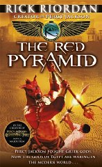 Image for The Kane Chronicles: The Red Pyramid (Signed)