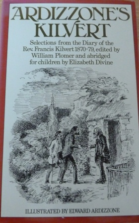 Image for Ardizzone's Kilvert, 1870-79: Selections from the Diary of the Rev [Abridged]