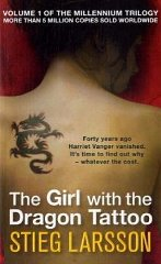 Image for The Girl with the Dragon Tattoo (Millennium Trilogy Book 1)